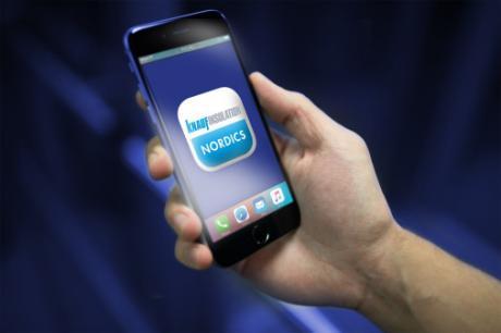 Den rette isolering finder vej via mobilen