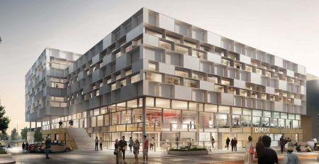 Markant ny journalisthøjskole i Aarhus
