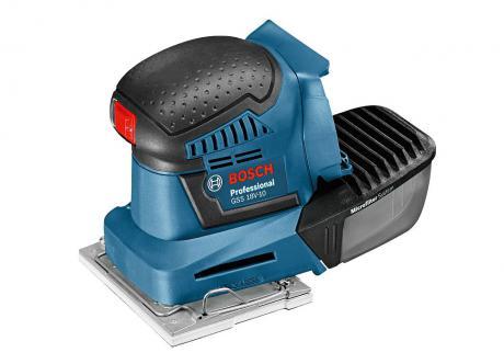 Ny trådløs pudsemaskine til professionelle