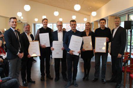 Holmegårdsparken vinder Årets Byggeri 2016
