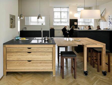 Dansk virksomhed bag bæredygtigt køkken