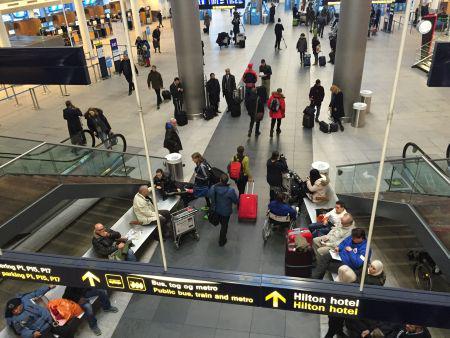 Nyt ankomstområde i Kbh. Lufthavn