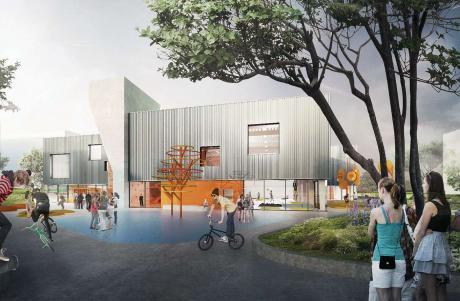 Springcenter kickstarter ny bydel i Høje-Taastrup Kommune