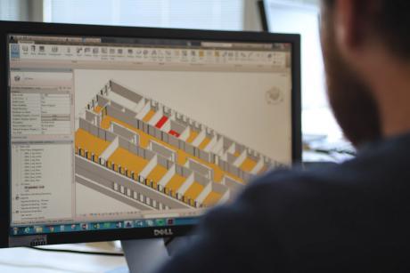 3D tegninger afslører farligt affald i bygninger