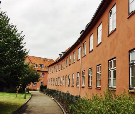 Danske vinduer til Den Sønderjyske By