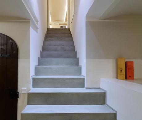 En radonramt kælder kan hurtigt udbedres