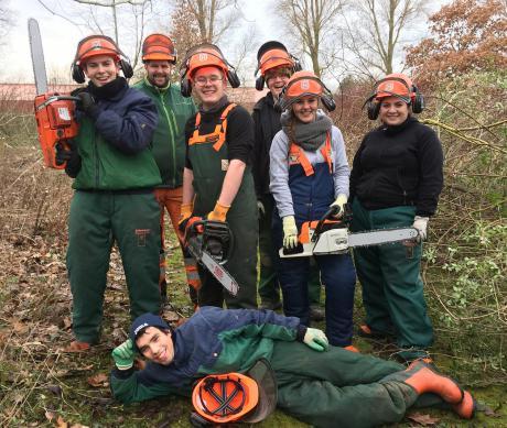 Elever baner vejen for ny viden på Have & Landskab