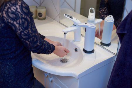 Vandbesparende projekt reducerer vandforbruget