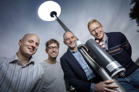 Ny elektronik lukker hul i markedet for solcellelamper