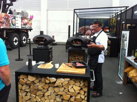 Video: Ny hybrid grill