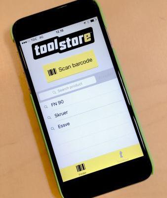 Indkøbs-app findes nu på dansk