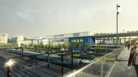 Grønt lys til Ikea i København City