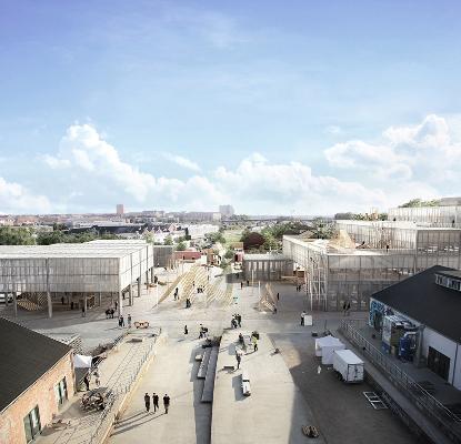 Entrepriseudbud om Arkitektskolen i Aarhus