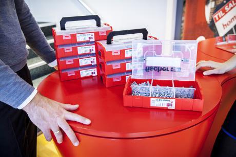Boligkøbere udstyres til gør-det-selv projekter