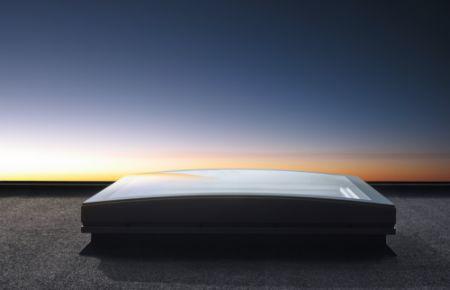 Fladtagsvindue med buet glas tildeles prestigefyldt designpris