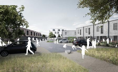 Aalborgs nye bydel bygges samtidig med historiske udgravninger