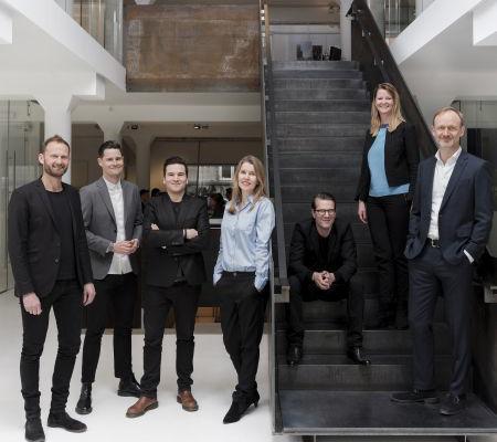 Schmidt Hammer Lassen Architects udvider med syv nye partnere