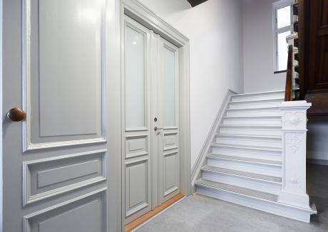 Nye døre værner om den historiske arv