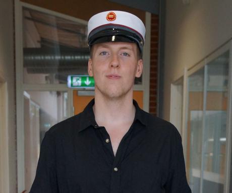 Sommerens første EUX-student i Køge