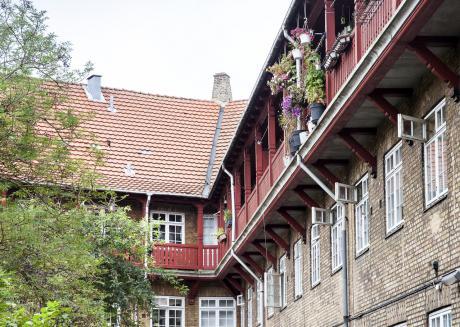 Tagboliger skal give flere tag over hovedet i København