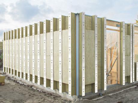 Isoleringsgigant tilbyder nyt byggesystem