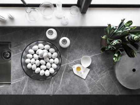 Køkkenbordplader i keramik trender