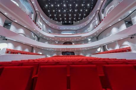 Musikkens Hus sparer 300.000 kr. med LED-lys