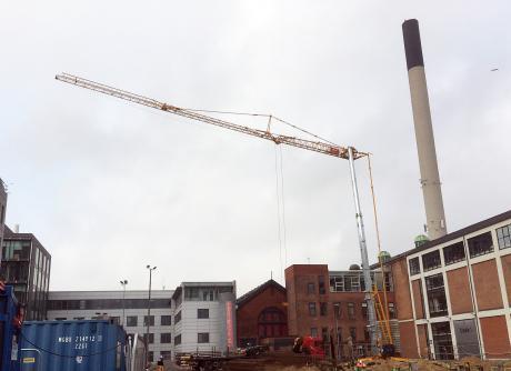 Materieludlejer oplever gennembrud som byggepladsentreprenør