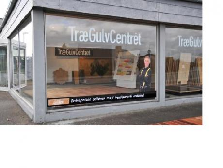 Åbner gulvtekniske udstilling for trægulve