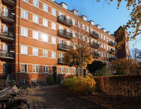 Store krav til sygeplejehus' nye vinduer