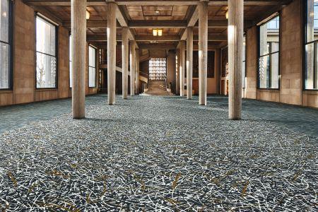 Fransk stjernearkitekt lader dig skabe dit eget unikke gulv