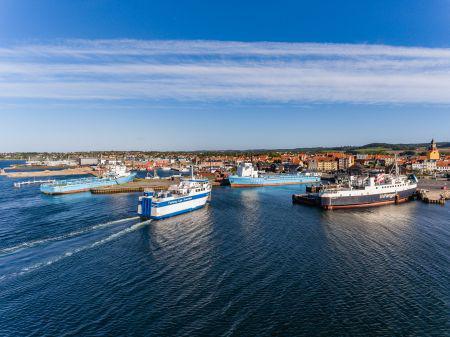 Konkurrence om havnearealer sættes i gang