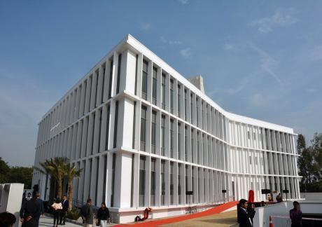 Ny dansk ambassade i Indien