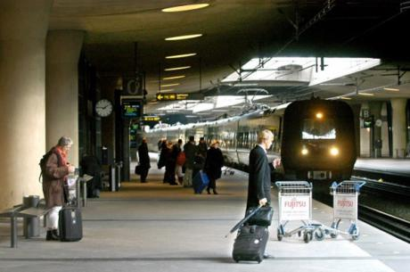 Lufthavnsstation skal fordobles for at følge med passagerudviklingen