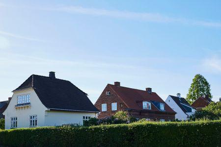 Et mindre fald i det samlede boligkøb i 2018