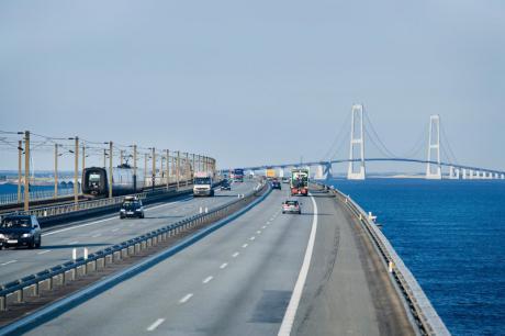 Radikale vil finansiere infrastruktur med penge fra Storebælt