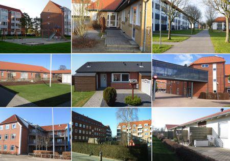 Tre boligselskaber bliver til Bolig Syd Vest