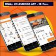 Ny kundeportal og lift-app