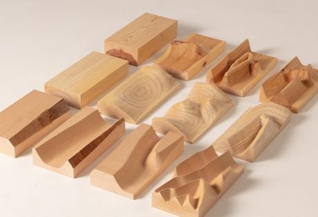 Build in Wood giver særlig plads til trætalenterne
