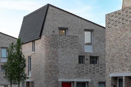 Passivhus med danske vinduer vinder pris i Storbritannien