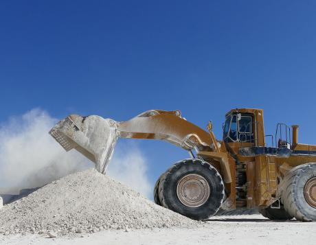 Kalk gør beton mere miljøvenlig