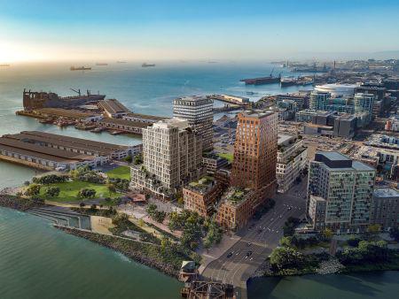 Henning Larsen designer højhus i San Francisco
