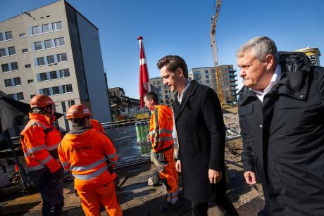 Boligministeren: Byggeriet kan skabe sin egen plads i historien