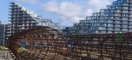 CO2-venlig armering til Danmarks højeste boligbyggeri