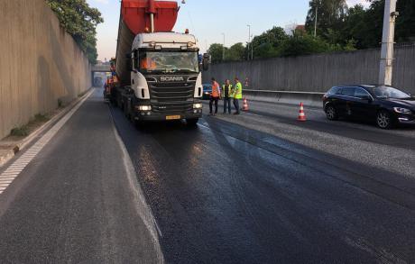 Nu får statsvejene klimavenligt asfalt