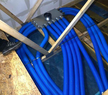 Samlet koncept skal sikre energivenlig ventilation