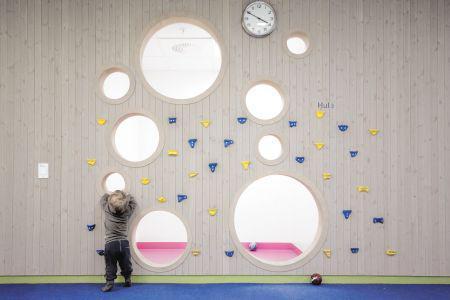 Bæredygtigt børnehus i Hjørring