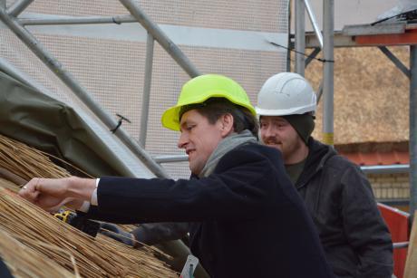 Boligminister vil have flere stråtage