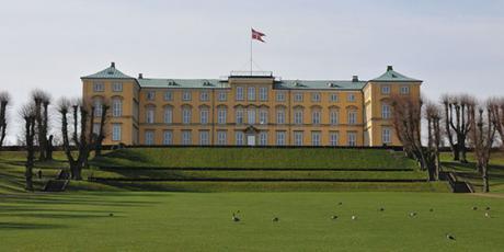 Stor byggeopgave på Frederiksberg Slot