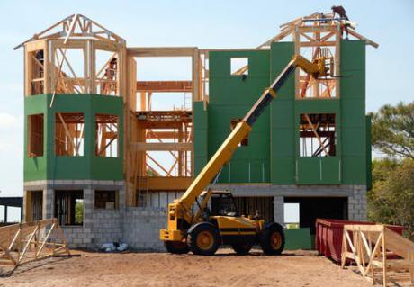 Christiansborg sætter stærk fokus på byggerier i træ
